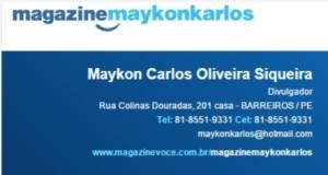 MagazineMaykon